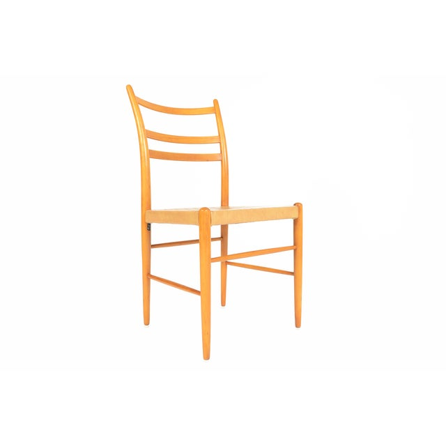 Swedish Yngve Ekström Dining Chairs - Set of 4 For Sale - Image 5 of 11