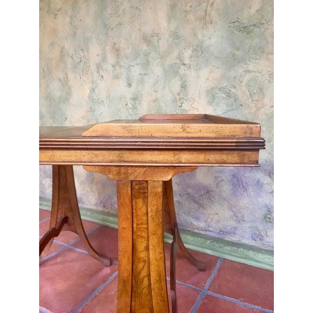 Baker Furniture Nesting Tables - Set of 2 For Sale - Image 10 of 13