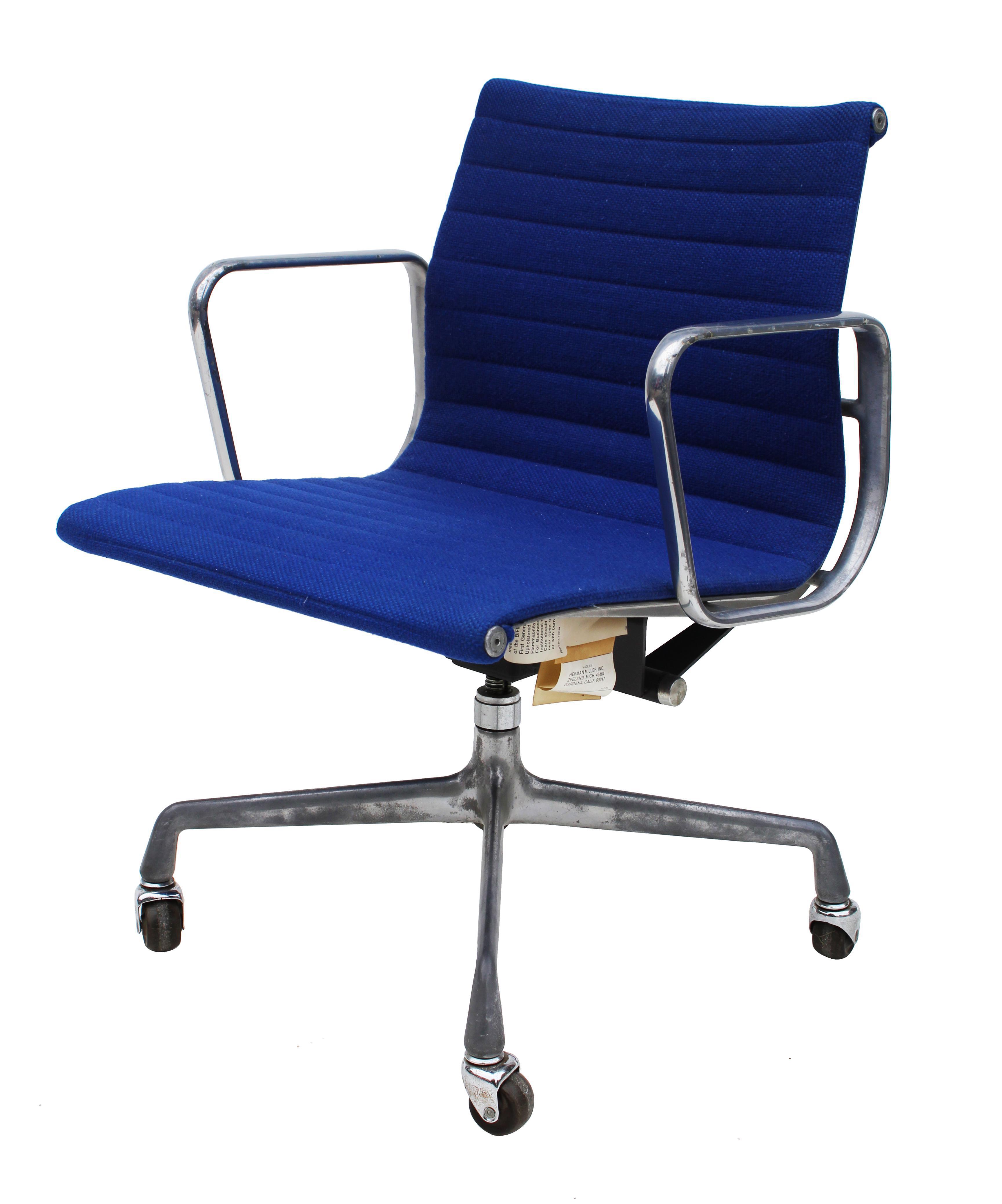Merveilleux Herman Miller Eames Aluminum Group Task Chair