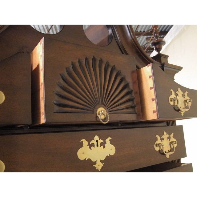 Kittinger Colonial Williamsbug Chest on Chest - Image 6 of 11