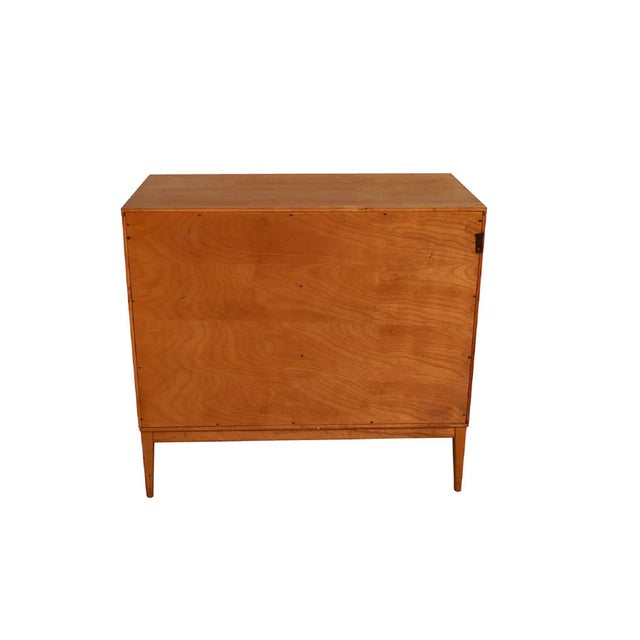 Metal Mid Century Modern Paul McCobb Planner Group Dresser Chest For Sale - Image 7 of 9