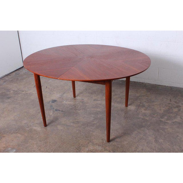 1950s Dining Table by Finn Juhl for Baker For Sale - Image 5 of 13