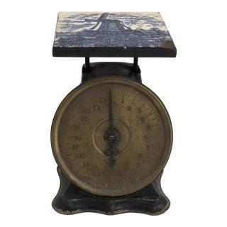 Antique Dutch Scale For Sale