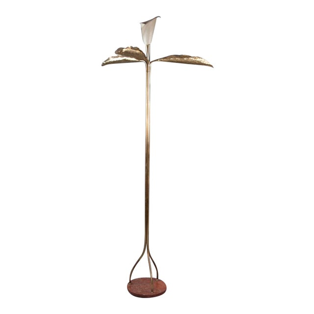 Floor Lamp by Angelo Lelii Arredoluce For Sale