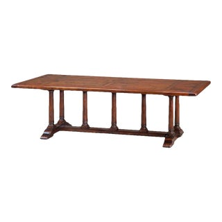 17th Century Style Refectory Table For Sale
