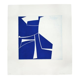 "Joanne Freeman ""Covers 2 Cobalt"", Print For Sale"