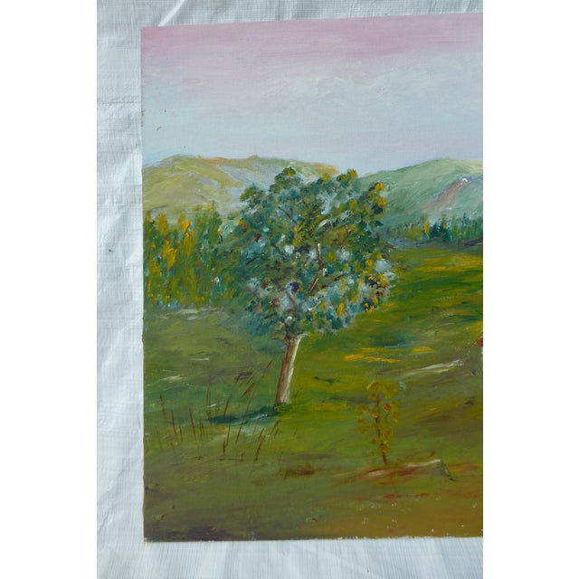 MCM Painting Rural Scene by H.L. Musgrave - Image 3 of 6