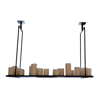 Holly Hunt Alter Chandelier by Kevin Reilly For Sale