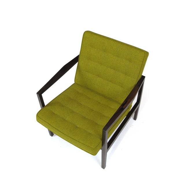 1960s Forma Brazil Rosewood Lounge Chair For Sale - Image 5 of 10