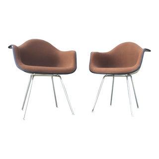 Dark Brown Herman Miller Chairs