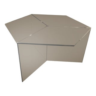 Isom Square Low Tables - A Pair