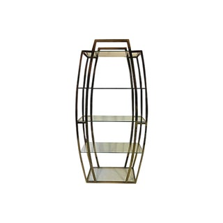 Art Deco-Style Etagere - Two Available