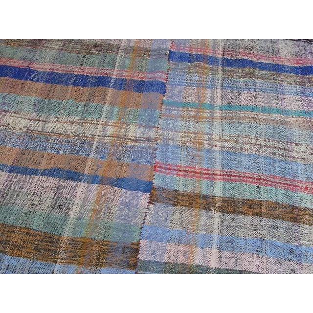 1980s Pala Kilim For Sale - Image 5 of 9