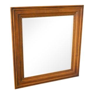 Stanley Large Square O.G. Frame Beveled Landscape Mirror