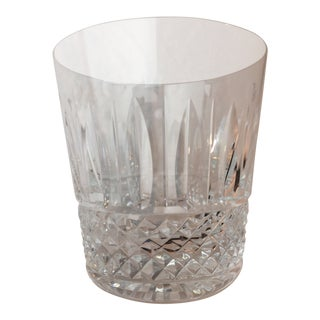 Saint-Louis 'Tommy' Pattern Crystal Old Fashioned Glass For Sale