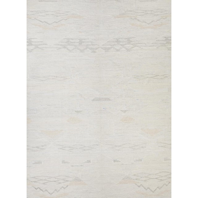 Fiber Schumacher Malmo Hand-Woven Area Rug, Patterson Flynn Martin For Sale - Image 7 of 7