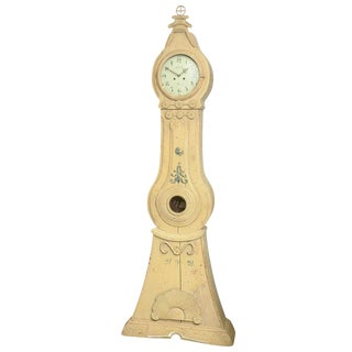 Late 18th Century Swedish Period Extraordinary Collectible Mora Clock