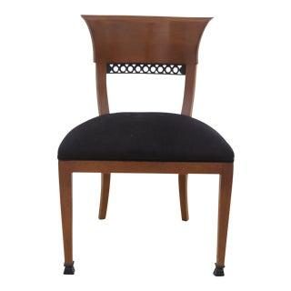 Biedermeier Style Dinning Chair For Sale