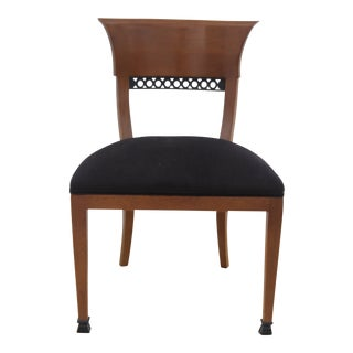 Biedermeier Style Dinning Chair (6 Available, 2 Armchairs Sold Seperately) For Sale