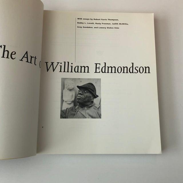 Folk Art The Art of William Edmondson For Sale - Image 3 of 8