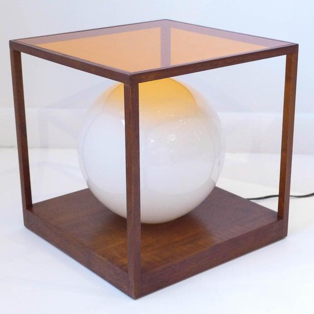 Quadrus Light Table by Paul Mayen for Habitat - Image 7 of 11