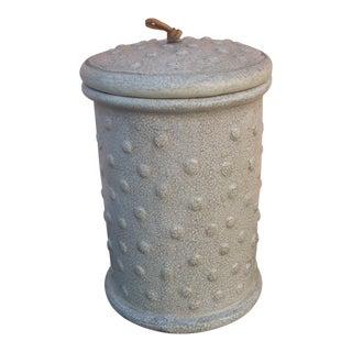 Ornamental Ceramic Container