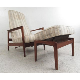 Mid-Century Folke Ohlsson Reclining Lounge Chair for Dux Preview