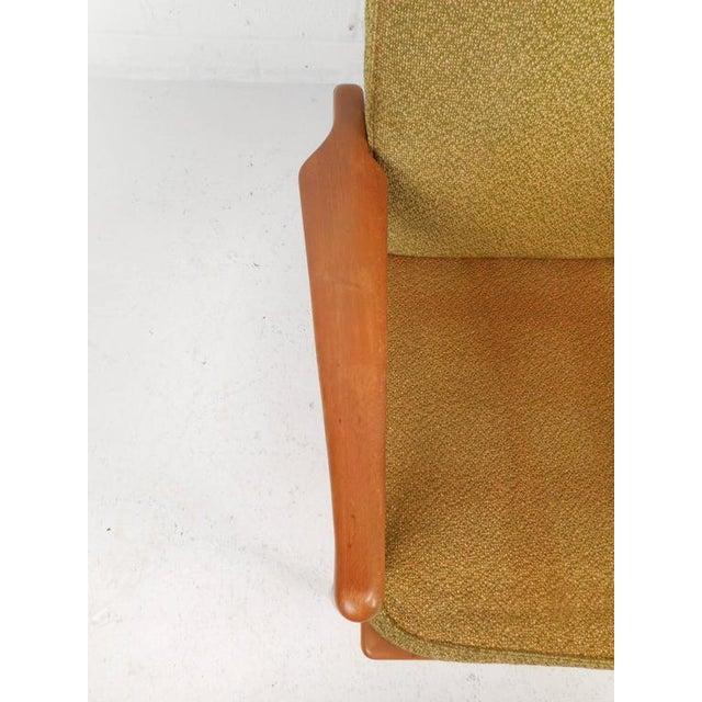 Ib Kofod-Larsen High Back Lounge Chair - Image 7 of 10