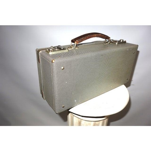 Art Deco Cinema Lens & Equipment Carry Case Circa 1950s For Sale - Image 3 of 6
