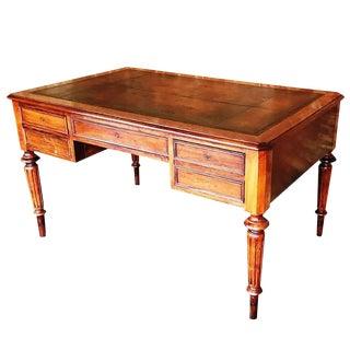 Mid 19th Century Antique Desk For Sale