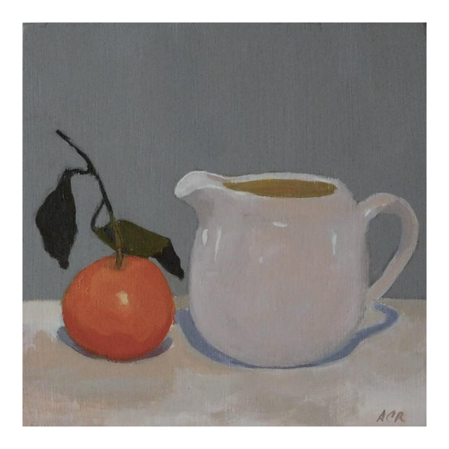 Clementine with Creamer by Anne Carrozza Remick - Image 1 of 6