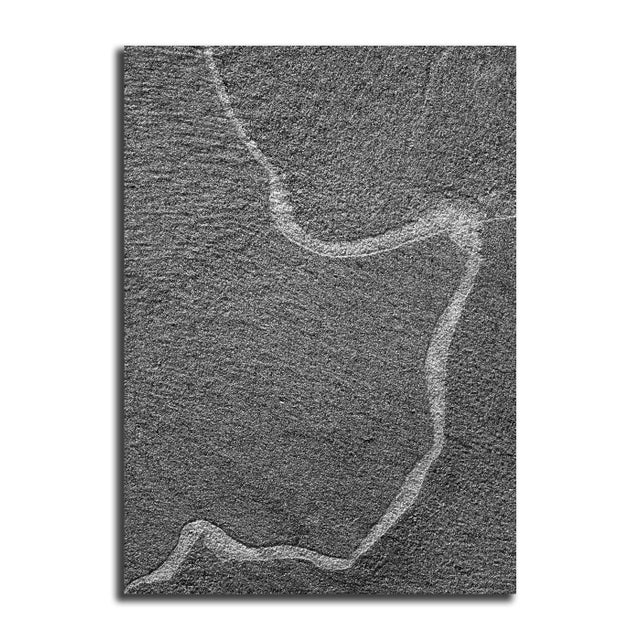 "Clay Bavor ""Sand Seam"" Floating Photo Print - Image 2 of 2"