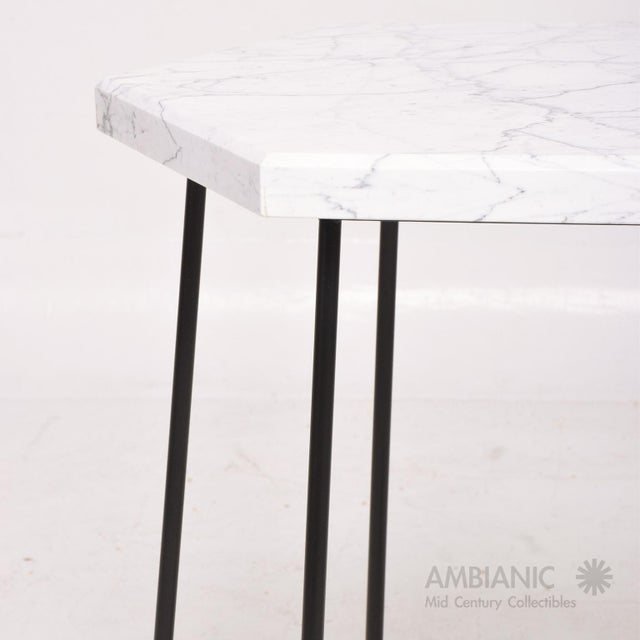 Mid-Century Modern Mid-Century Modern Style Side Table For Sale - Image 3 of 10