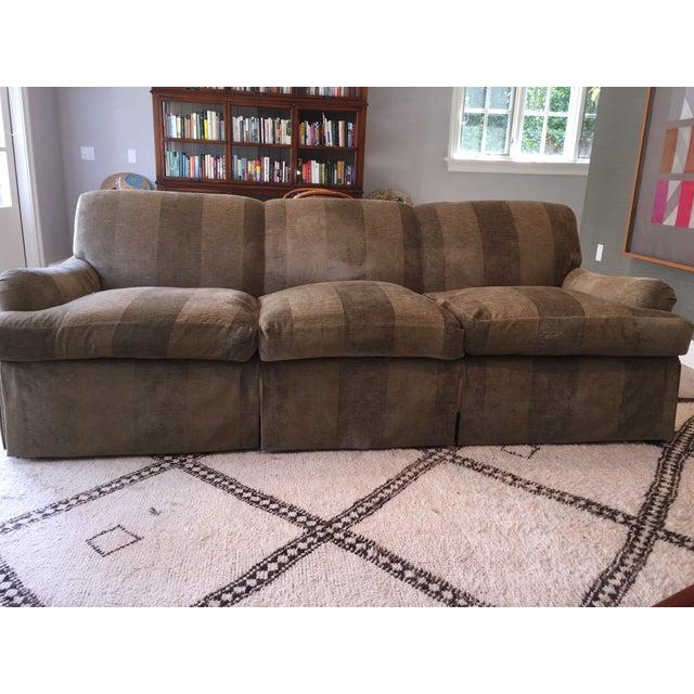 Custom George Smith Style Sofa - Image 2 of 4