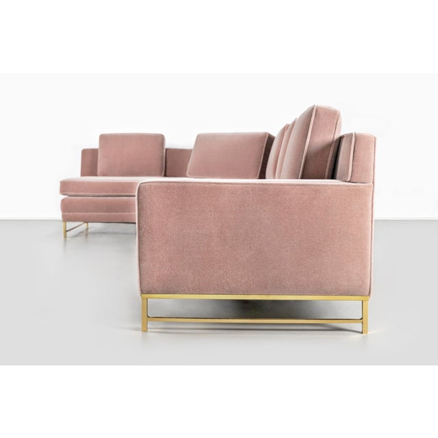 1950s Paul McCobb for Directional Sectional Sofa For Sale - Image 5 of 10