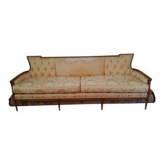 Italian Provincial Sofa For Sale