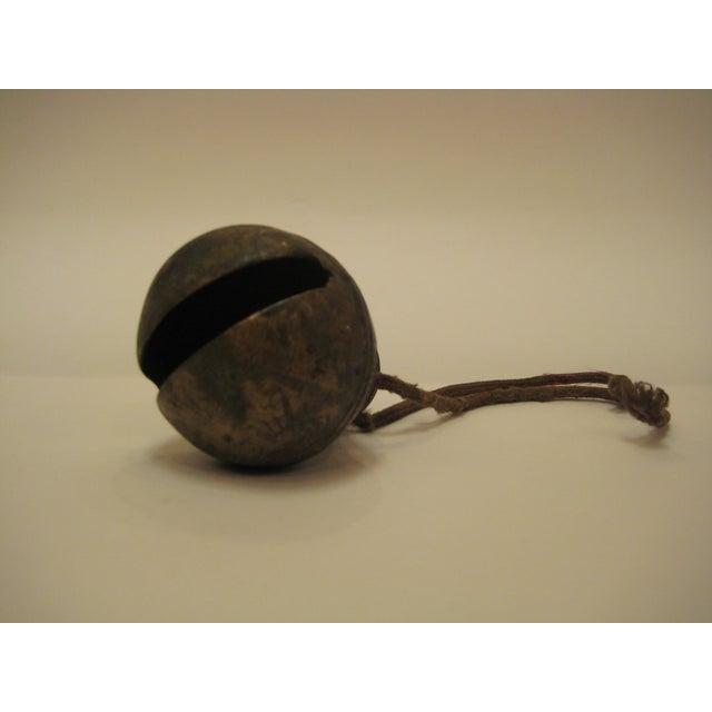 Boho Chic Brass Bell - Image 5 of 5