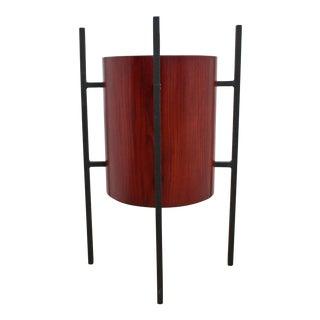 Vintage 80s Post Modern Table Base - Memphis Group Pedestal Stand For Sale