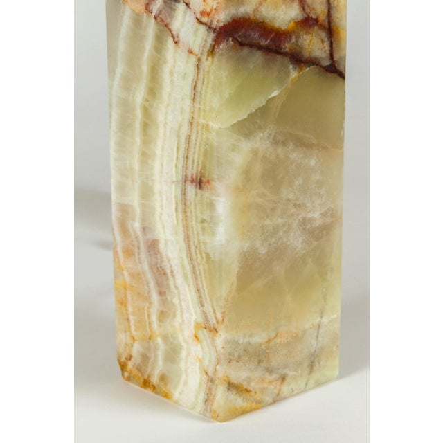 Walter Von Nessen Marble Table Lamp For Sale In Los Angeles - Image 6 of 8