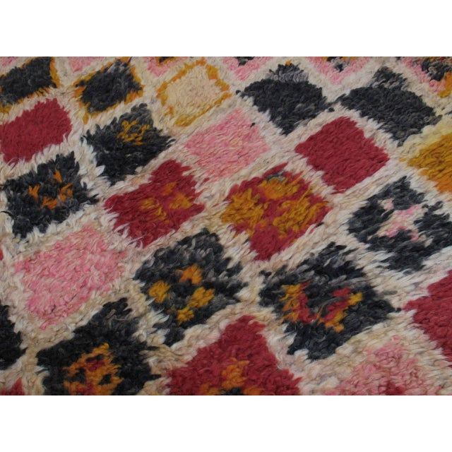Ait Youssi Moroccan Berber Rug For Sale In New York - Image 6 of 10