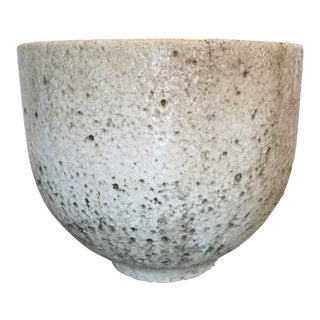 Crackled Glaziers Crucible For Sale