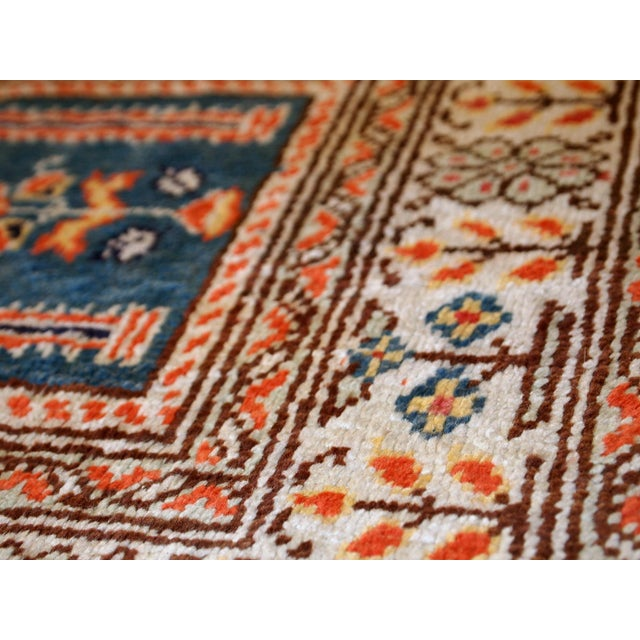1960s Handmade Turkish Kayseri Runner - 2' X 5.6' - Image 6 of 10
