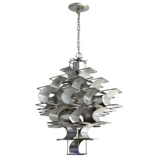 Max Sauze Cassiope 1970s Light Fixture For Sale