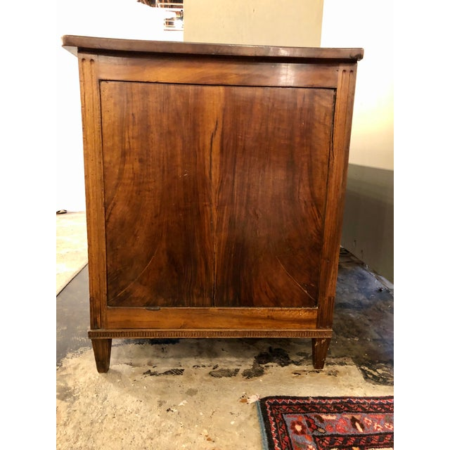 French Louis XVI Period Chest of Drawers For Sale - Image 3 of 9