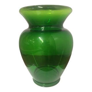 Kartell La Bohéme Bottle Green Stool For Sale
