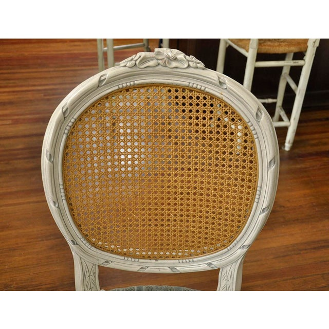 Vintage Side Chairs - Set of 10 For Sale - Image 4 of 10