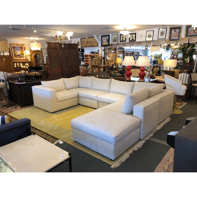 Air 7pc Sectional by Pottery Barn