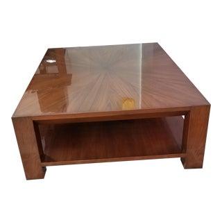 Nancy Corzine Museum Coffee Table