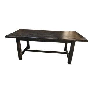 17 Century Spanish Monastery Style Table
