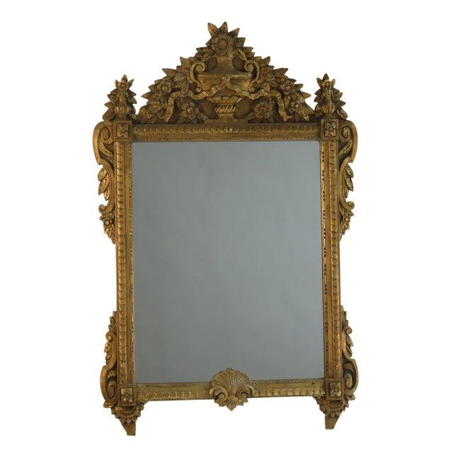 20th Century Louis XVI Style Mirror For Sale